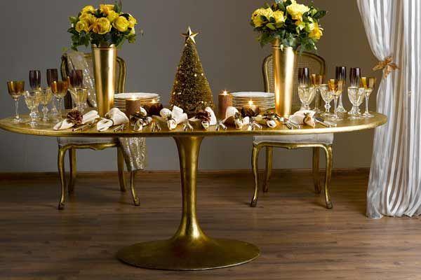 decorar ouro branco:COMO USAR VELAS NA DECORAÇÃO DE NATAL