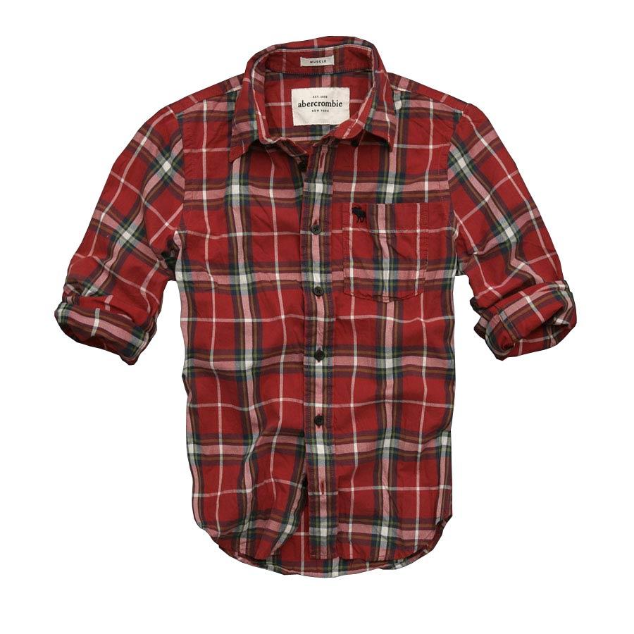 Camisa-Xadrez-Feminina-vermelha