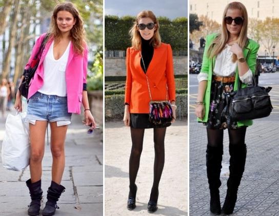 Blazer Feminino 1 Como Usar Blazer Feminino, Dicas