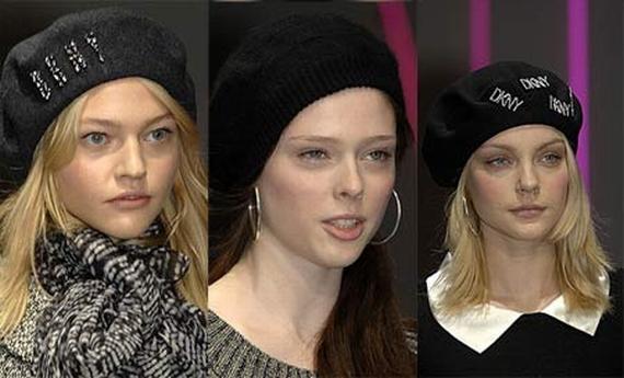 Boinas Inverno 2011 Boina Feminina, Como Usar