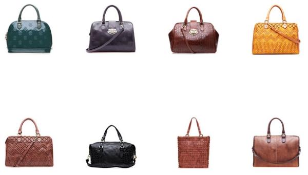 Bolsa De Mão Arezzo : Bolsas de couro arezzo