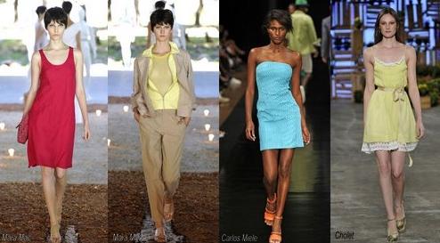 Moda Feminina Verão 2012 2 Moda Feminina Verão 2012