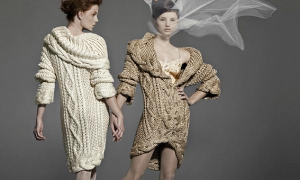 Como Usar Vestido de Tricô Vestido de Tricô, Como Usar