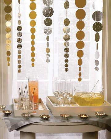 Decoração de Réveillon 3 Decoração de Ano Novo 2012