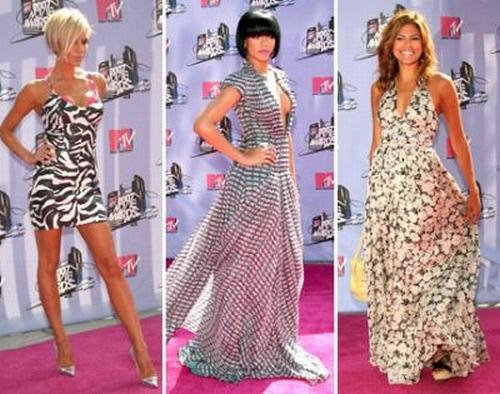 Vestidos Estampados Verão 2012 Vestidos Estampados Verão 2012