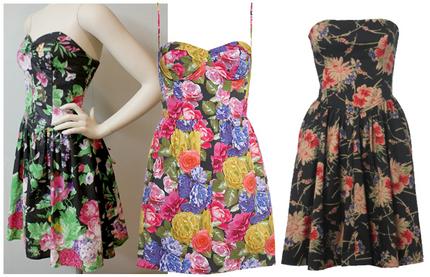 Vestidos Florais 5 Vestido de Verão Florido