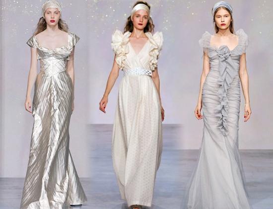 Vestidos Longos Moda Evangélica 2011