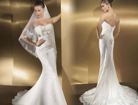 Vestidos de Noiva Tomara que Caia 2012