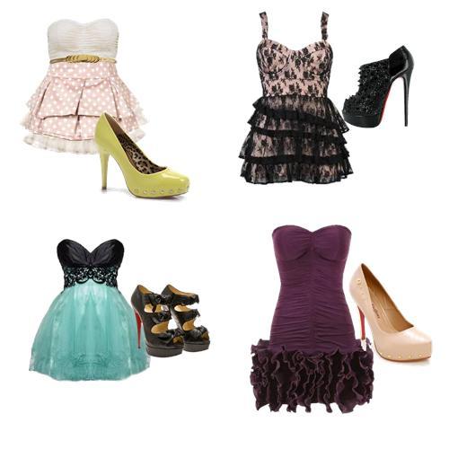 vestidos estampadoso usar