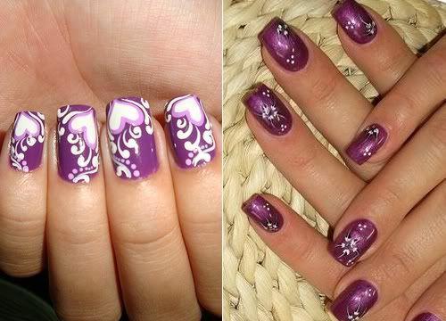 Como decorar unhas quadradas for Decor unhas