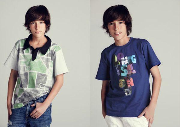 Tendência de Moda Juvenil Verão 2012 7 Tendências de Moda Juvenil Verão 2012