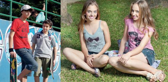 Tendência de Moda Juvenil Verão 2012 Tendências de Moda Juvenil Verão 2012