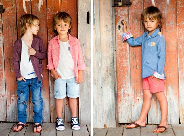 Trajes Infantis para o Réveillon 2012 7 Trajes Infantis para o Réveillon 2012