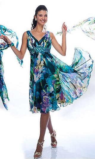 Como Usar Vestido Estampado em Festas 10 Como Usar Vestido Estampado em Festas