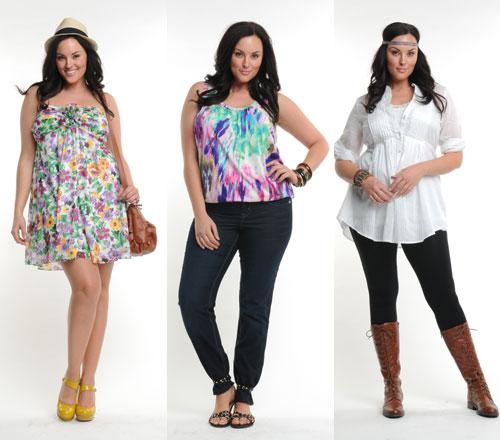 Moda para Mulheres Acima do Peso 5 Moda para Mulheres Acima do Peso