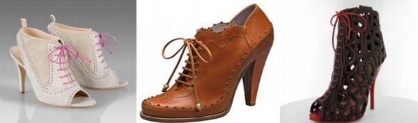 Sandálias e Sapatos com Cadarços e Amarrações 5 Sandálias e Sapatos com Cadarços e Amarrações