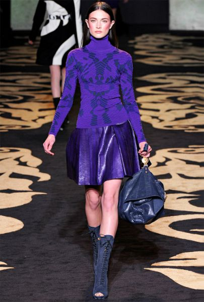 Tendência de Moda Couro Inverno 2012 66 Tendências de Moda Couro Inverno 2012