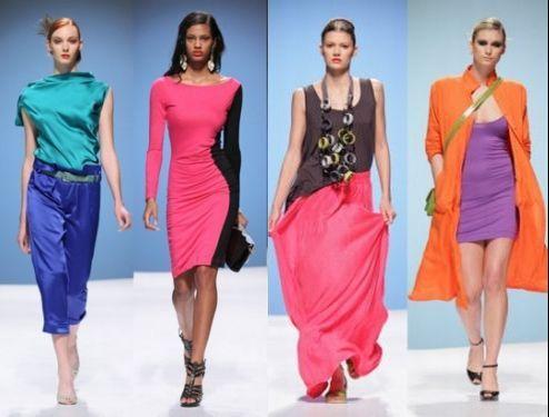Tendências Moda Feminina Verão 2012 2013 5 Tendências Moda Feminina Verão 2012 2013