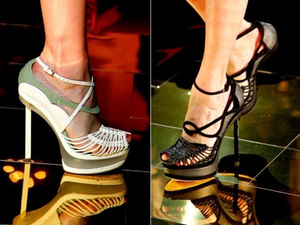 Tendências de Sapatos para o Inverno 2012 6 Tendências de Sapatos para o Inverno 2012