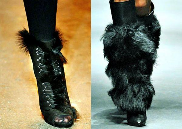 Tendências de Sapatos para o Inverno 2012 77 Tendências de Sapatos para o Inverno 2012