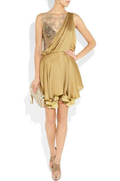 Modelos de Vestidos de Renda para o Verão 2012 100 Modelos de Vestidos de Renda para o Verão 2012