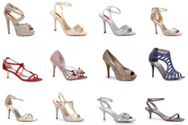 Sandálias e Sapatos para o Réveillon 2012 1 Sandálias e Sapatos para o Réveillon 2012