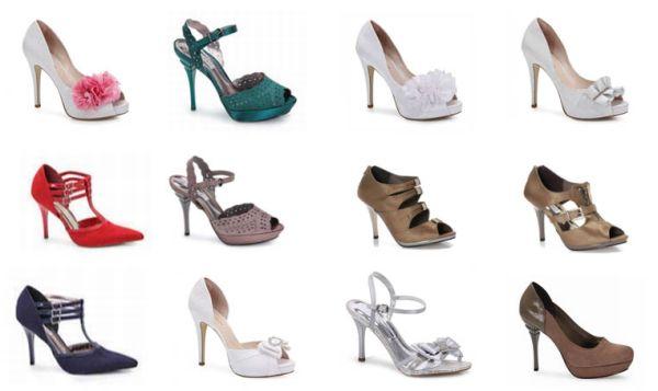 Sandálias e Sapatos para o Réveillon 2012 3 Sandálias e Sapatos para o Réveillon 2012