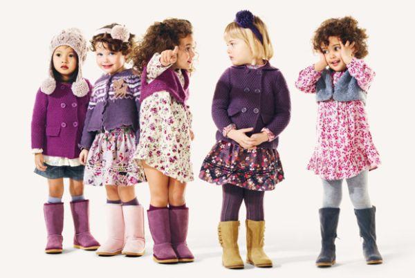 Coleção Infantil de Inverno Benetton 11 Coleção Infantil de Inverno Benetton