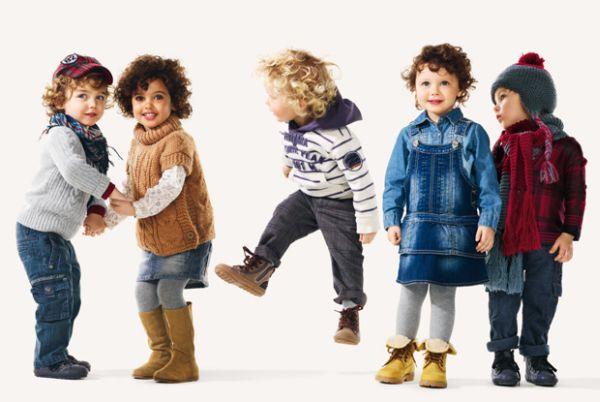 Coleção Infantil de Inverno Benetton 22 Coleção Infantil de Inverno Benetton