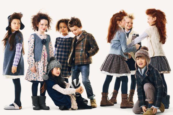 Coleção Infantil de Inverno Benetton 55 Coleção Infantil de Inverno Benetton