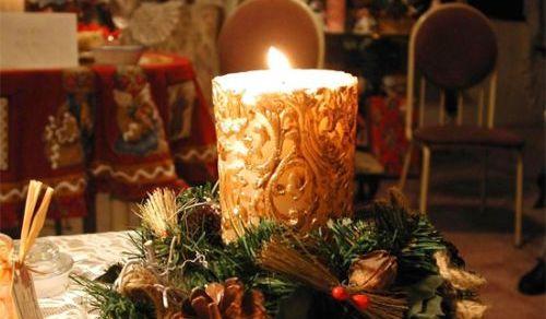 Como Usar Velas na Decoração de Natal
