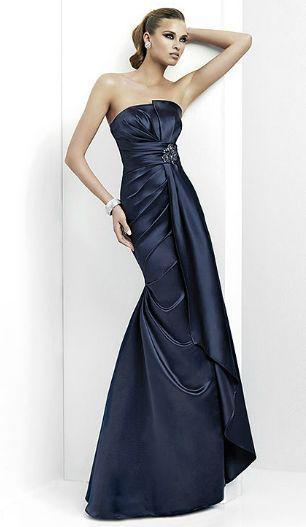 Modelos de Vestidos Sociais para Festa Longo 15 Modelos de Vestidos Sociais para Festa Longos