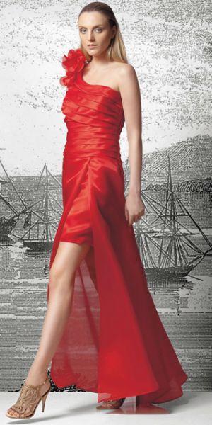 Modelos de Vestidos Sociais para Festa Longo 4 Modelos de Vestidos Sociais para Festa Longos