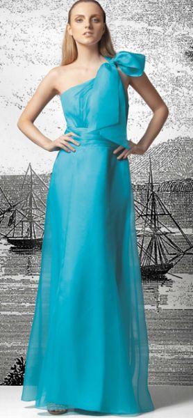 Modelos de Vestidos Sociais para Festa Longo 5 Modelos de Vestidos Sociais para Festa Longos