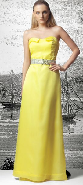 Modelos de Vestidos Sociais para Festa Longo 6 Modelos de Vestidos Sociais para Festa Longos