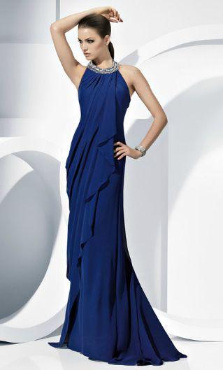 Modelos de Vestidos Sociais para Festa Longo 8 Modelos de Vestidos Sociais para Festa Longos