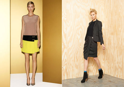 Modelos de Saias Moda 2013