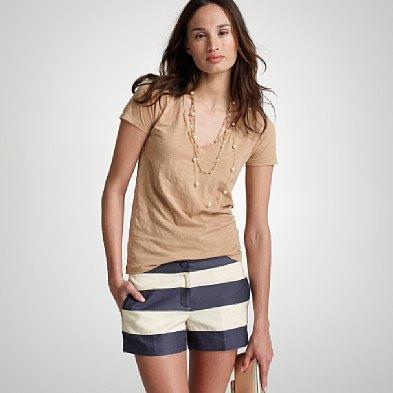Modelos de Shorts que Combinam com Seu Corpo 1 Modelos de Shorts que Combinam com Seu Corpo