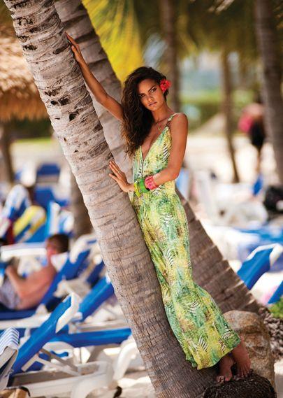 Modelos de Vestidos para Usar na Praia 4 Modelos de Vestidos para Usar na Praia