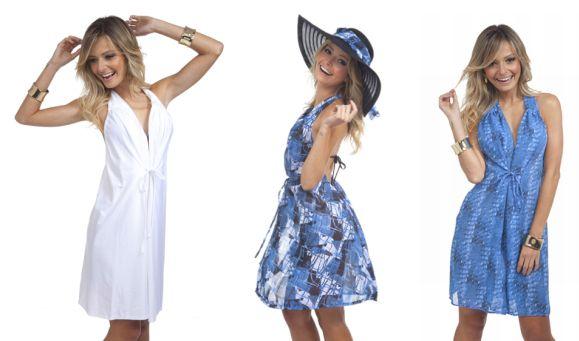 Modelos de Vestidos para Usar na Praia 7 Modelos de Vestidos para Usar na Praia