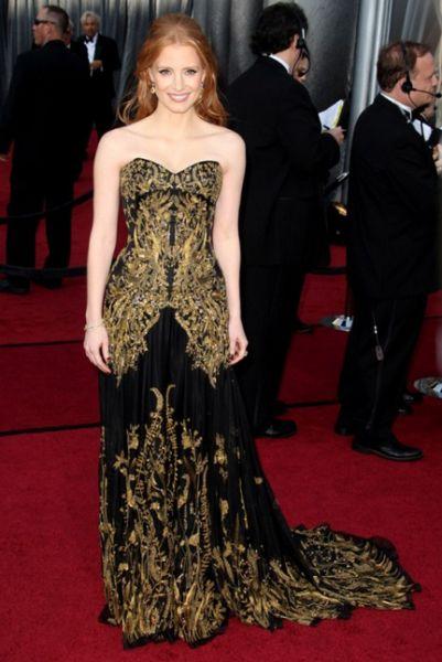 Vestidos do Oscar 2012 9 Vestidos do Oscar 2012