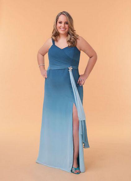 Modelos de Vestidos de Formatura para Gordinhas 2012 1 Modelos de Vestidos de Formatura para Gordinhas 2012