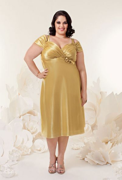 Modelos de Vestidos de Formatura para Gordinhas 2012 8 Modelos de Vestidos de Formatura para Gordinhas 2012