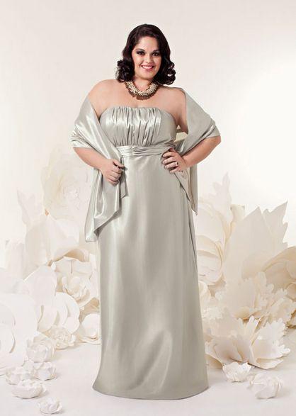 Modelos de Vestidos de Formatura para Gordinhas 2012 9 Modelos de Vestidos de Formatura para Gordinhas 2012