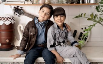Tendências de Moda Infantil Inverno 2012