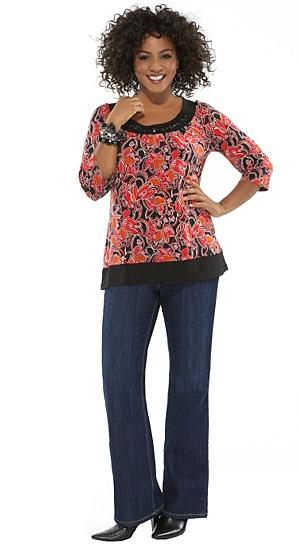 Tipo de Jeans que Combina Melhor com Pessoas Acima do Peso 1 Tipo de Jeans que Combina Melhor com Pessoas Acima do Peso