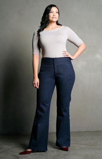 Tipo de Jeans que Combina Melhor com Pessoas Acima do Peso 22 Tipo de Jeans que Combina Melhor com Pessoas Acima do Peso