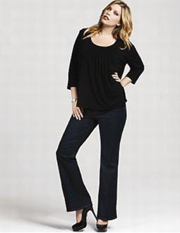 Tipo de Jeans que Combina Melhor com Pessoas Acima do Peso 5 Tipo de Jeans que Combina Melhor com Pessoas Acima do Peso
