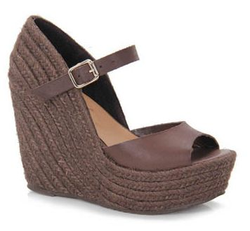 Modelos de Sapatos Anabela 2012 10 Modelos de Sapatos Anabela 2012