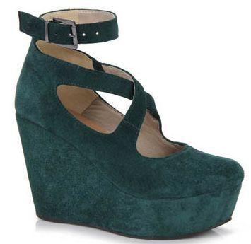 Modelos de Sapatos Anabela 2012 11 Modelos de Sapatos Anabela 2012